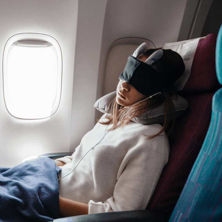 10 Tips For Actually Thriving After Your Next Red-Eye Flight
