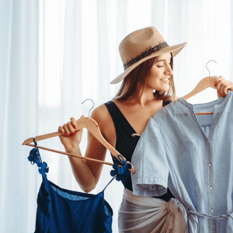 How to Pack A Dress So You Can Travel Wrinkle Free