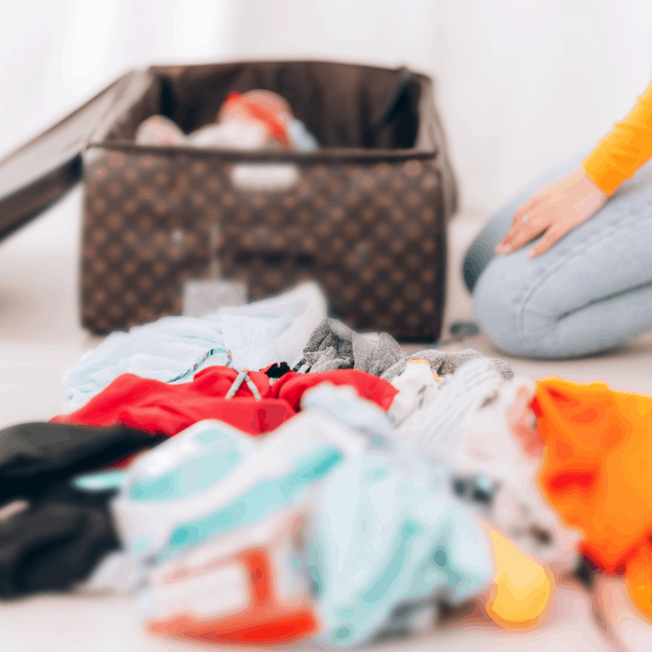 How to Unpack After A Trip