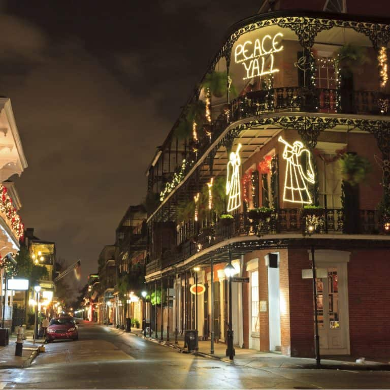 New Orleans in December:Winning Style for Your Holiday Trip